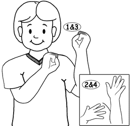 Sample Sign for Auslan